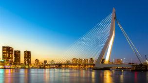 Nederländerna - Hotell Rotterdam