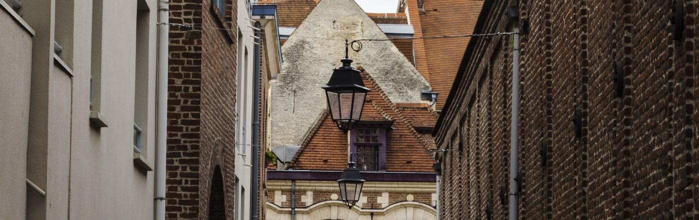 Frankrike - Hotell Roubaix