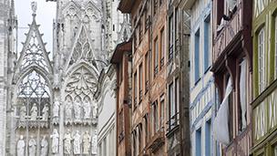 ฝรั่งเศส - โรงแรม รูออง