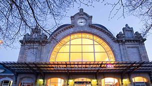 Frankrike - Hotell Saint-Brieuc