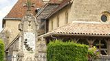 Francja - Liczba hoteli Saint Dizier