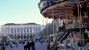 Francja - Liczba hoteli Saint Etienne