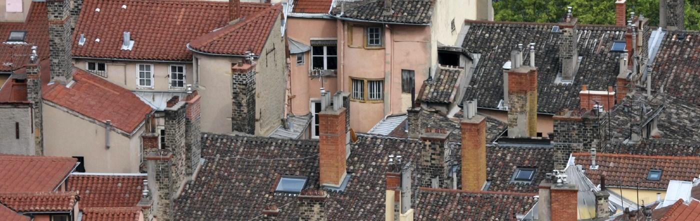 Франция - отелей Сен-Жени-Лаваль