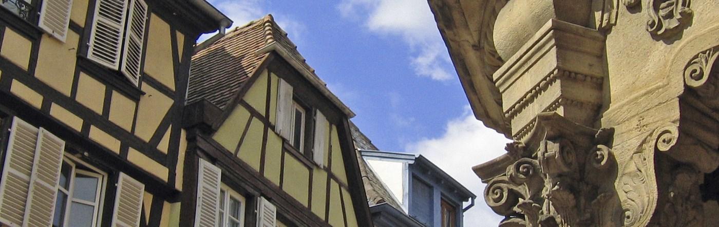 Francja - Liczba hoteli Saint Louis