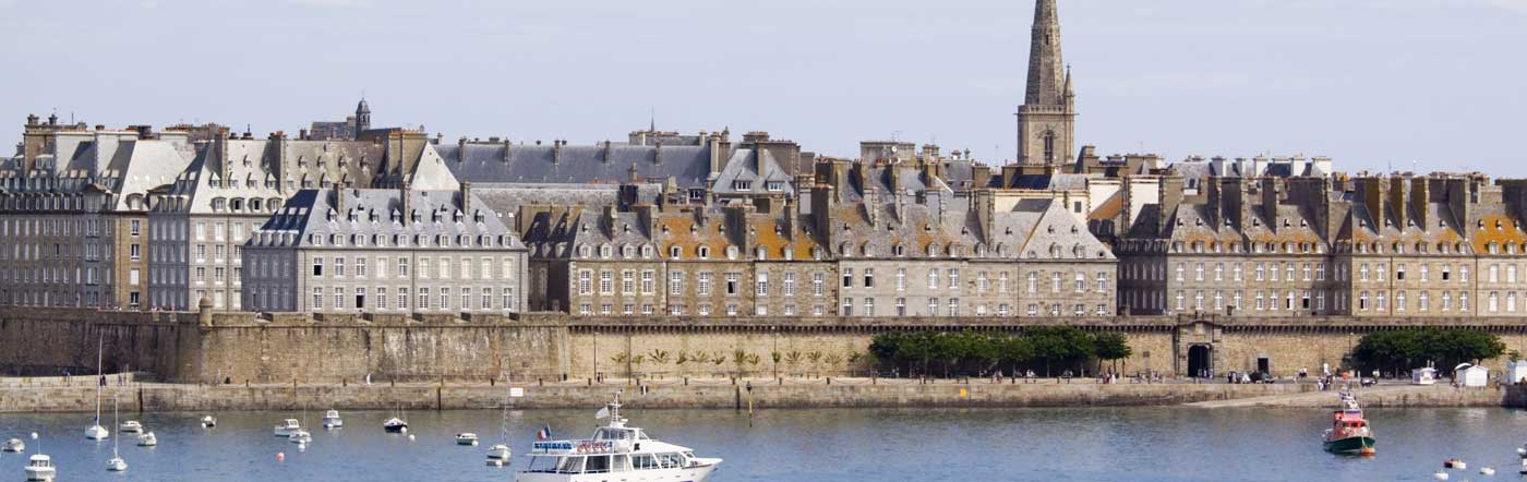 França - Hotéis Saint Malo