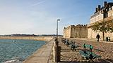 Francja - Liczba hoteli Saint Malo
