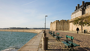 Fransa - Saint Malo Oteller