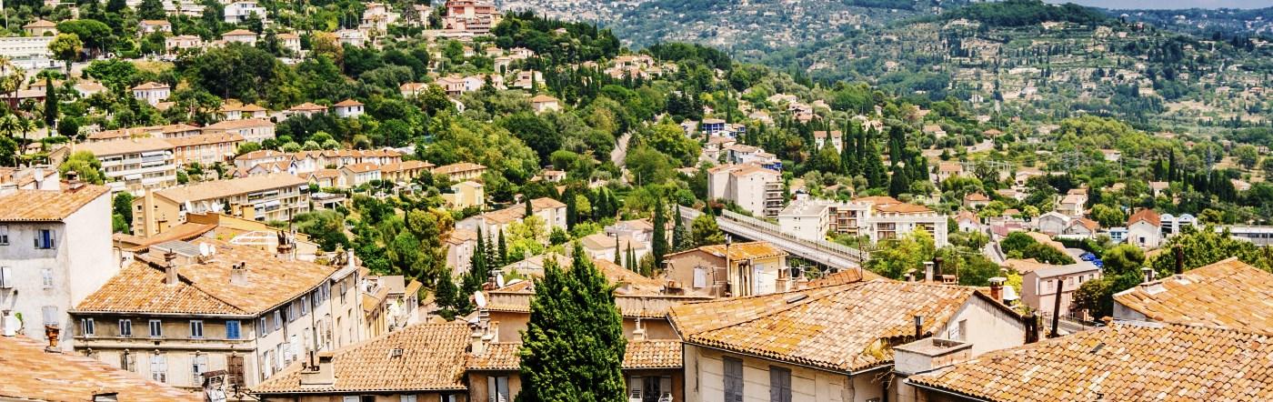Francja - Liczba hoteli Saint Maximin La Sainte Baume