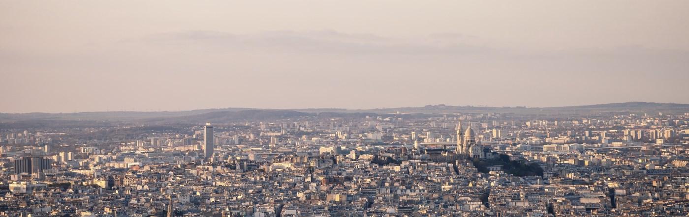 Francia - Hoteles Saint Ouen