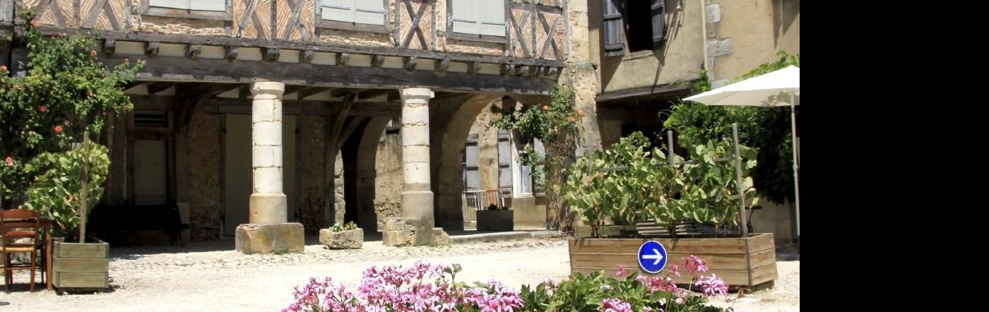 Frankrike - Hotell Saint-Paul-lès-Dax