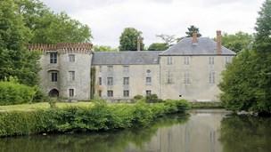 França - Hotéis Saint-Pierre-du-Perray