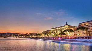 Francja - Liczba hoteli Saint Raphael