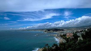 Francja - Liczba hoteli Saint Tropez