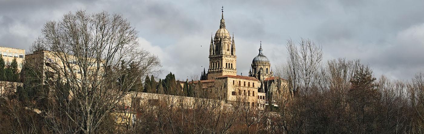 Espagne - Hôtels Salamanque