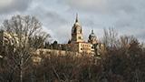 Hiszpania - Liczba hoteli Salamanca