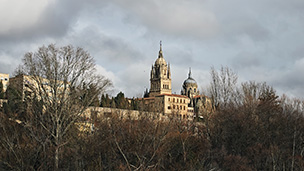 İspanya - Salamanca Oteller