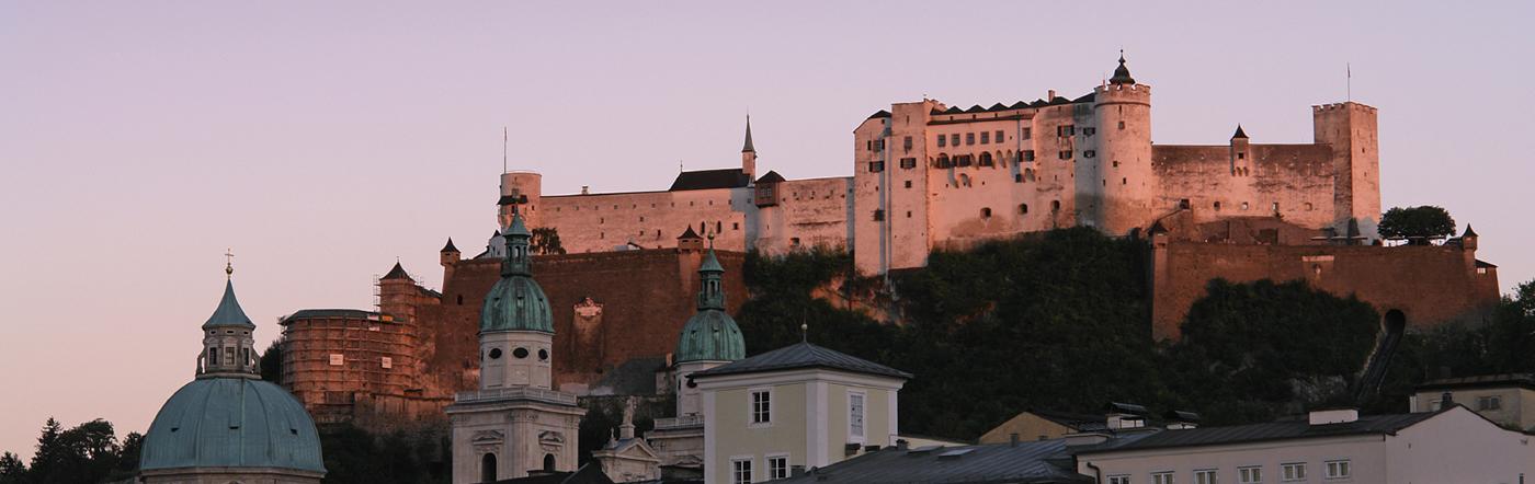 Oostenrijk - Hotels Salzburg
