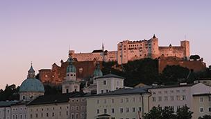 Österrike - Hotell Salzburg