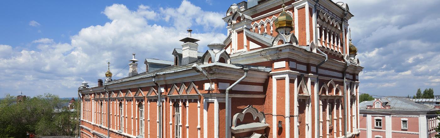 Federacja Rosyjska - Liczba hoteli Samara