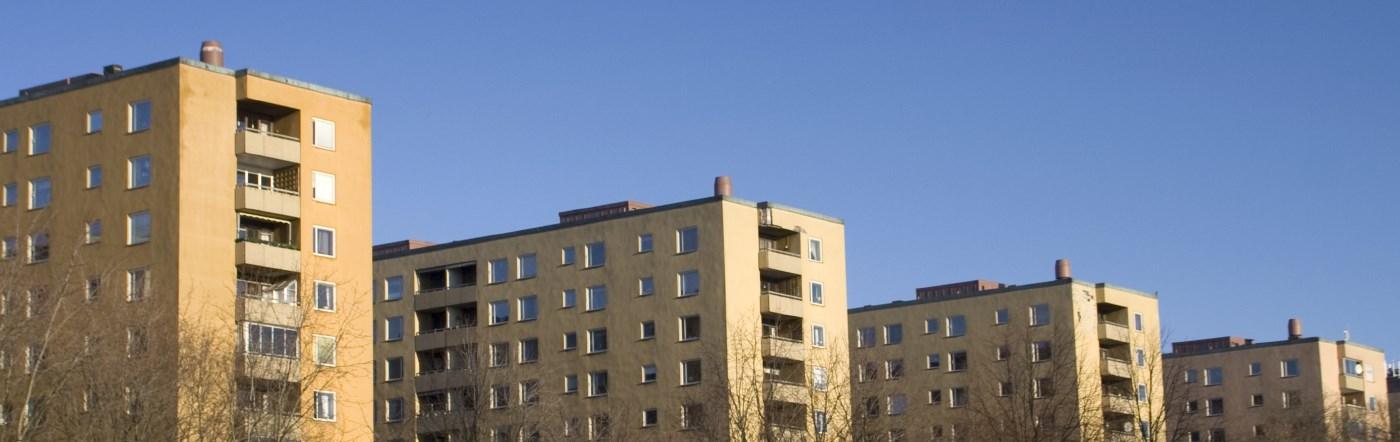 Frankrike - Hotell Sarcelles