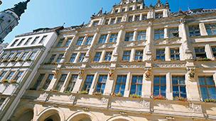 Niemcy - Liczba hoteli Schwerin