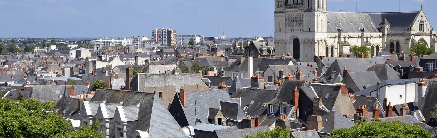 Francja - Liczba hoteli Segre