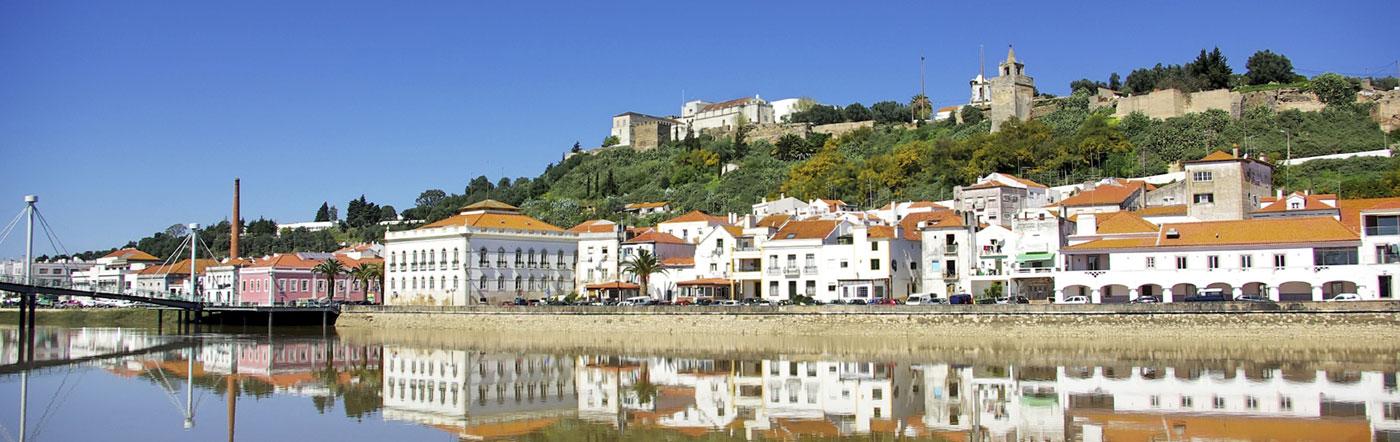 Portugal - Hotell Setubal