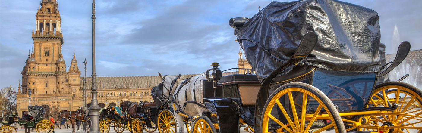 Испания - отелей Севилья