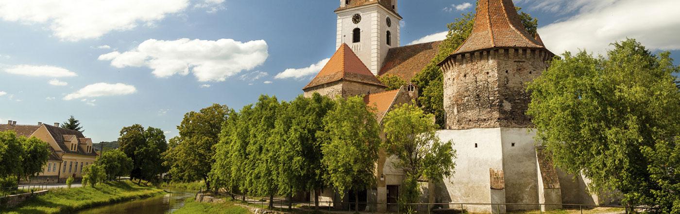 Rumunia - Liczba hoteli Sybin (Sibiu)
