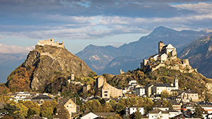 Switzerland - Sion hotels