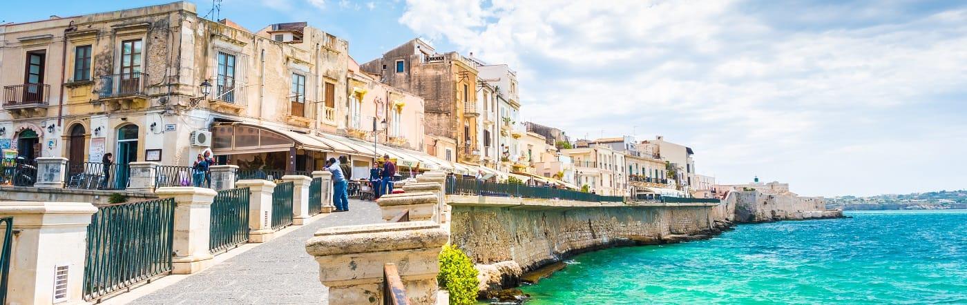 Itália - Hotéis Syracuse