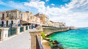 Itália - Hotéis Siracusa