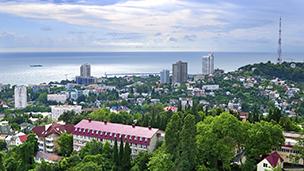 Россия - отелей Сочи