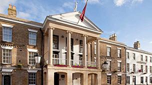 Wielka Brytania - Liczba hoteli Southampton