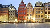 スウェーデン - ストックホルム ホテル