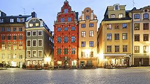 Szwecja - Liczba hoteli Sztokholm