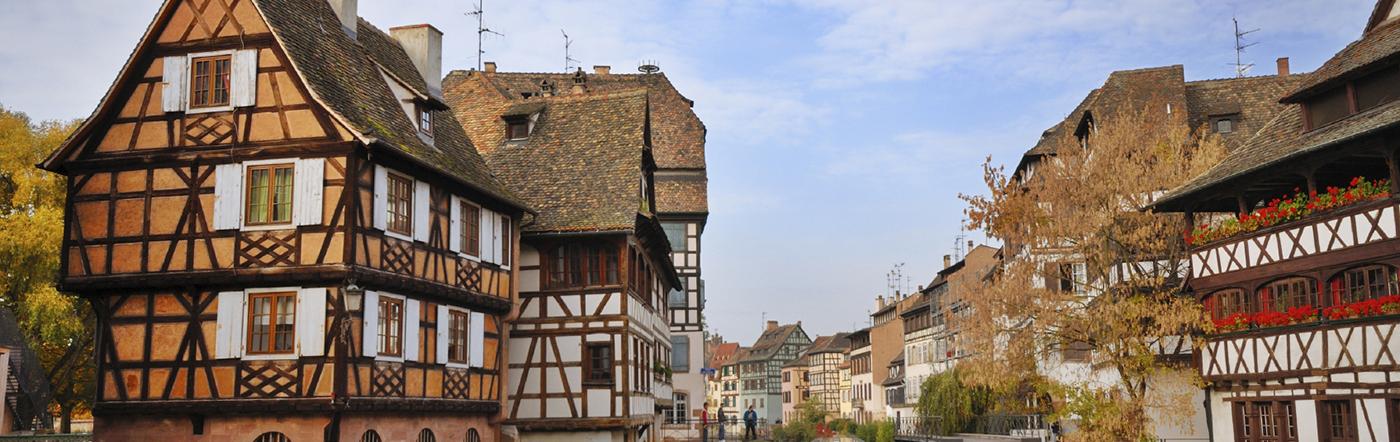 Frankrijk - Hotels Straatsburg