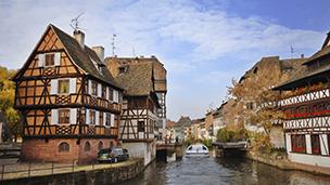 Francia - Hotel Strasburgo