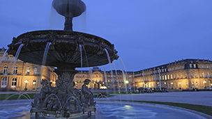 Deutschland - Stuttgart Hotels
