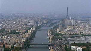 Frankrike - Hotell Suresnes