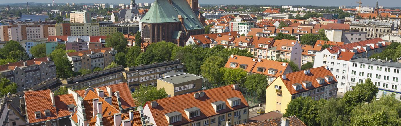 Польша - отелей Щецин