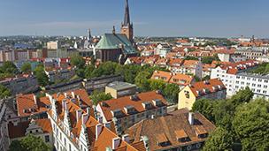 Polska - Liczba hoteli Szczecin