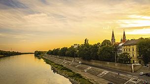 Ungern - Hotell Szeged