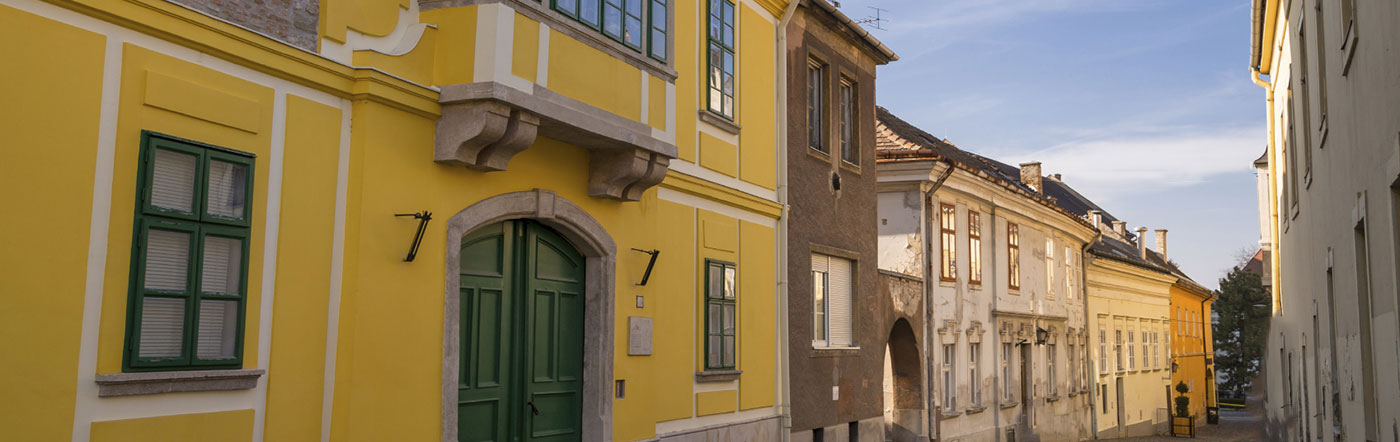 Hungría - Hoteles Szekesfehervar