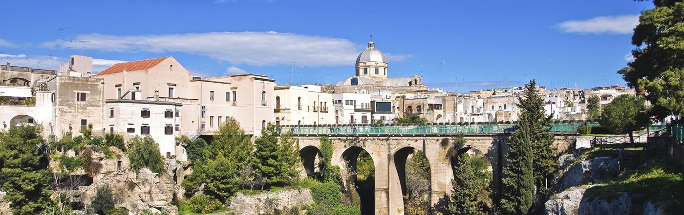 Itália - Hotéis Taranto