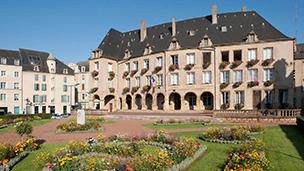 Frankrike - Hotell Thionville