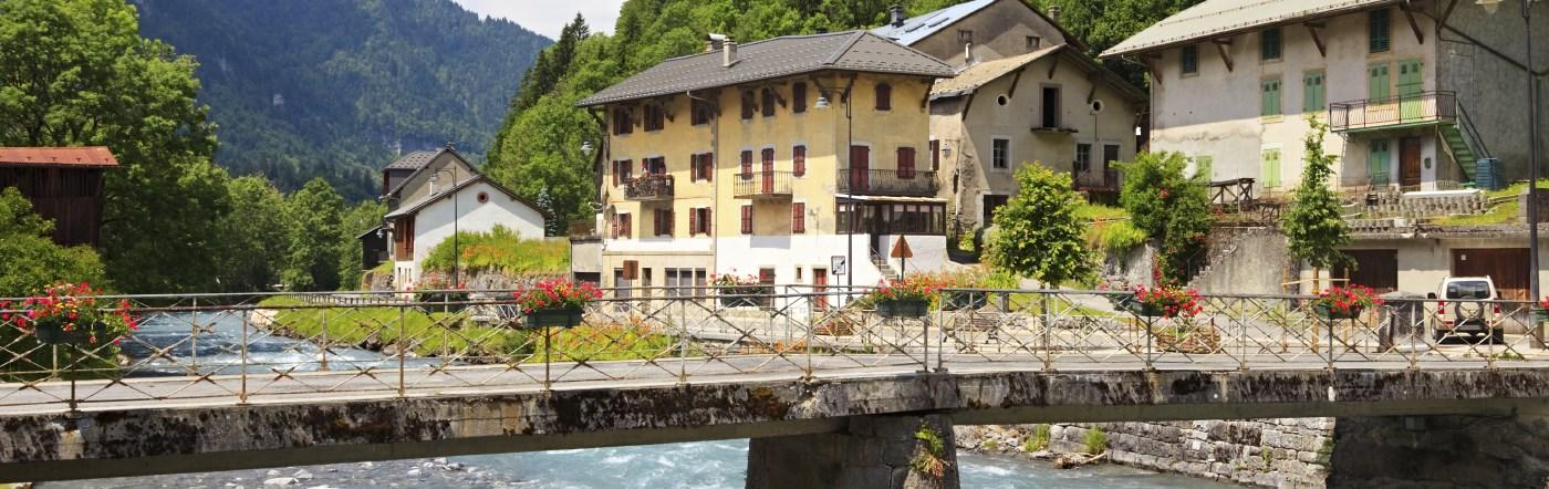 Frankrike - Hotell Thonon-les-Bains
