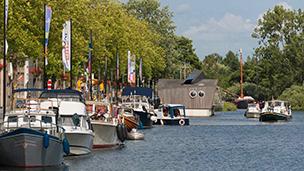 Nederländerna - Hotell Tilburg
