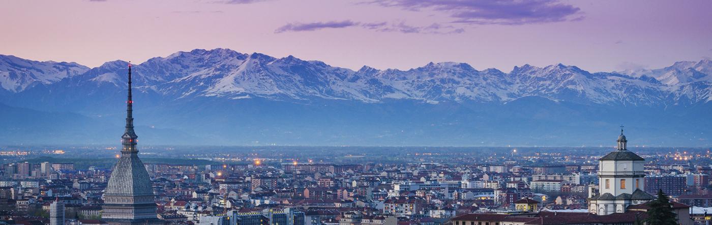Italien - Hotell Turin
