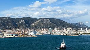 Francia - Hoteles Toulon